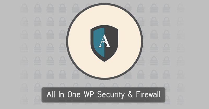 افزونه امنیتی All in One WP Security & Firewall