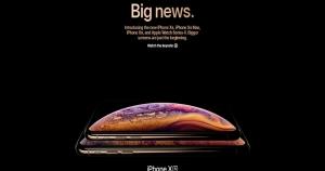 آیفون XS – آیفون XS مکس – رونمائی اپل از محصول جدید – معرفی آیفون جدید