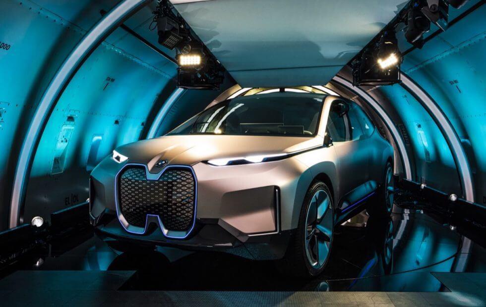چشم انداز BMW