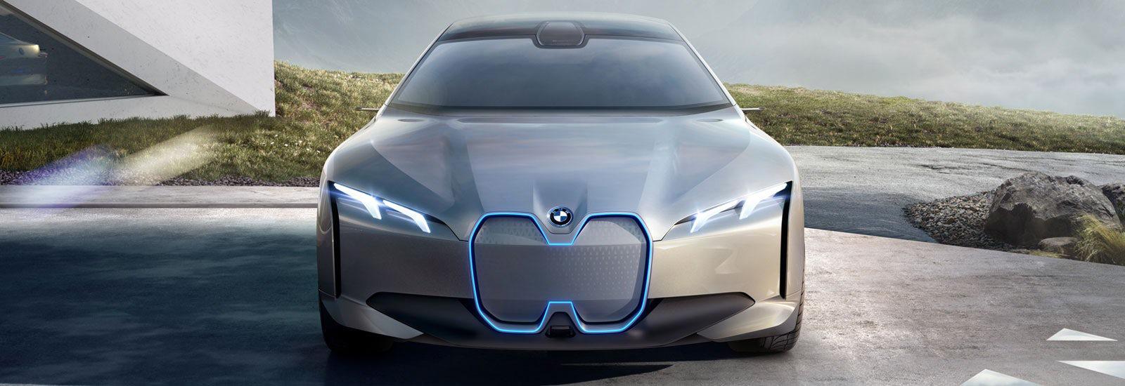 رونمائی کانسپت جدید BMW