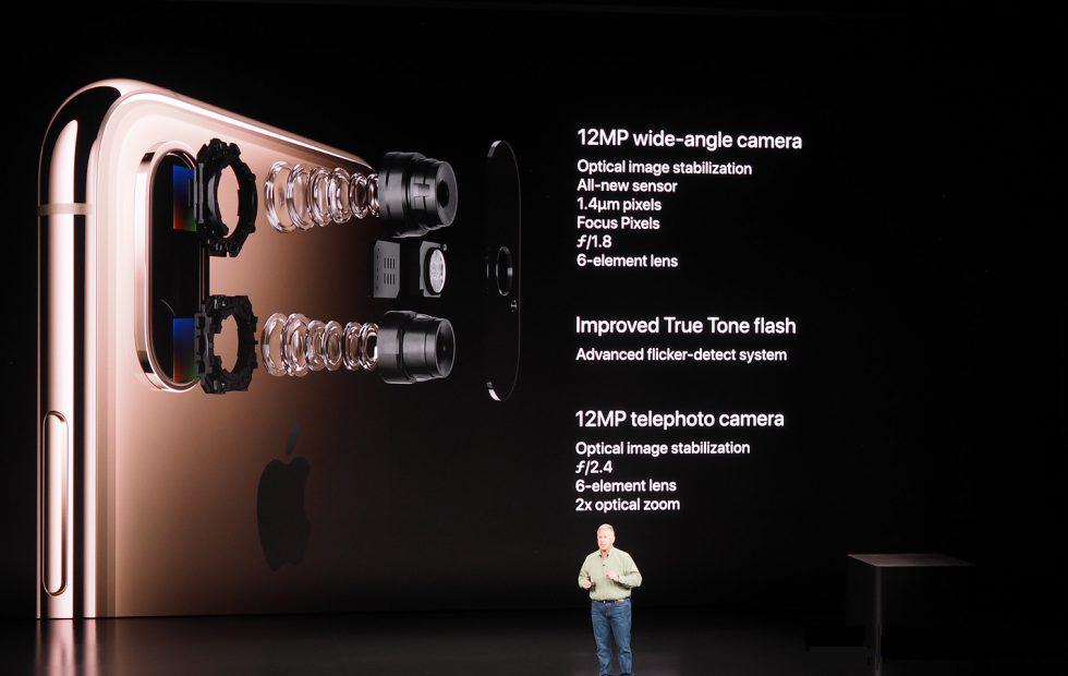 معرفی دوربین آیفون XS و آیفون XS MAX