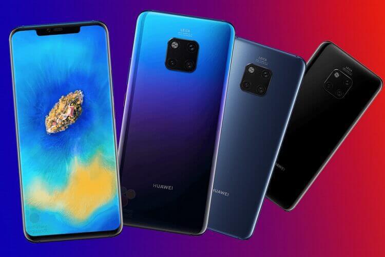 معرفی پیشرفته ترین گوشی هوآوی 2018
