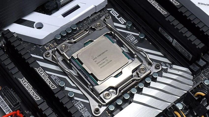 معرفی CPU corei9 Intel