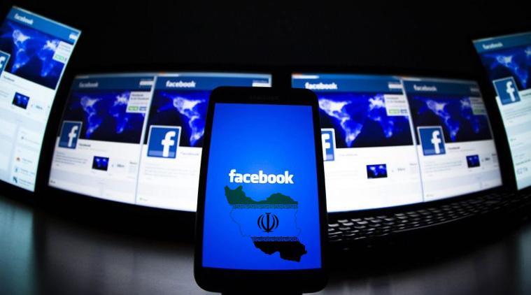 شبکه اجتماعی Facebook در ایران