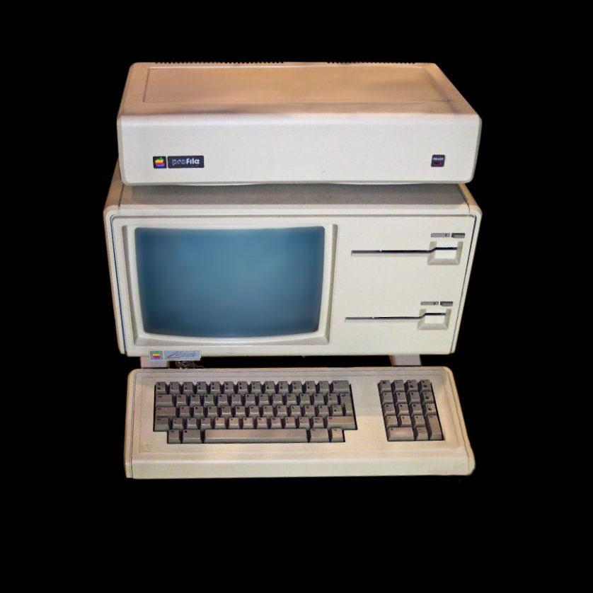 کامپیوتر لیزا