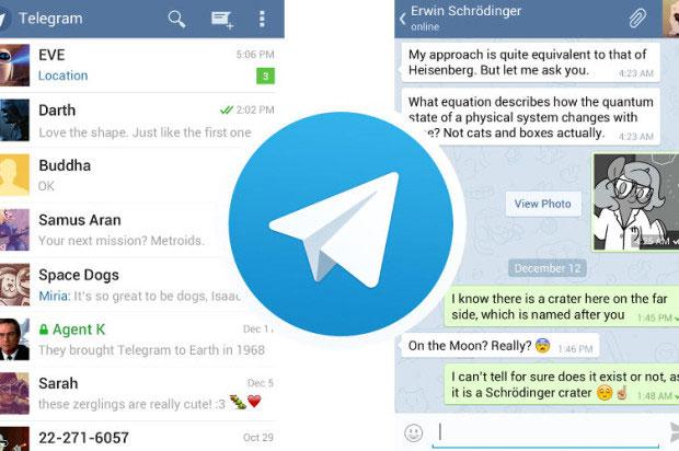 فرصت شغلی در پیام رسان تلگرام