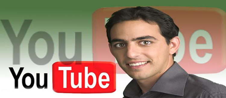 مدیر ایرانی یوتیوب