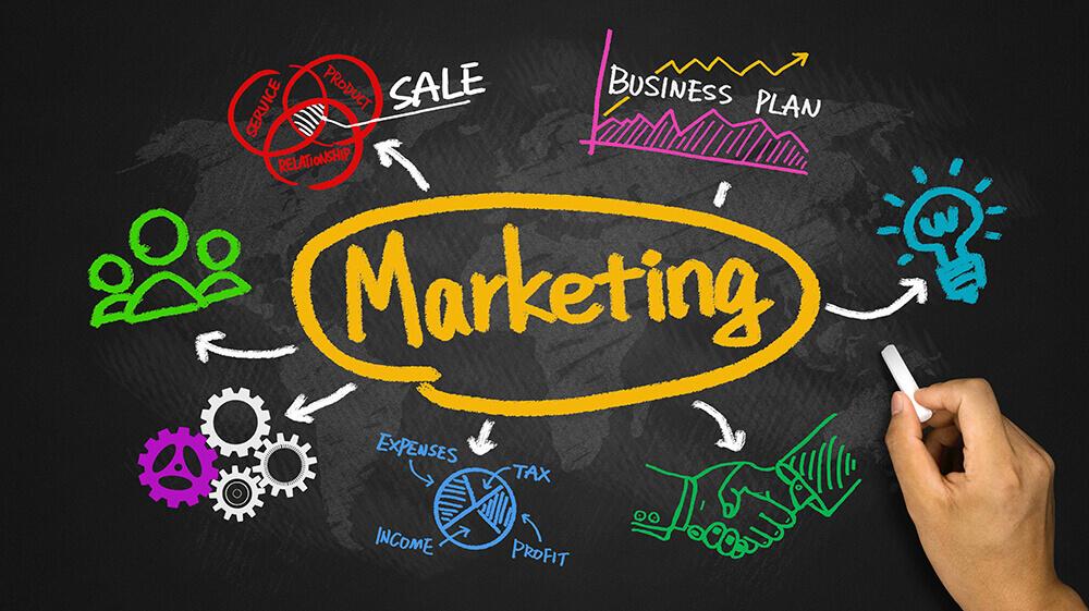 پاورپوینت اصول بازاریابی