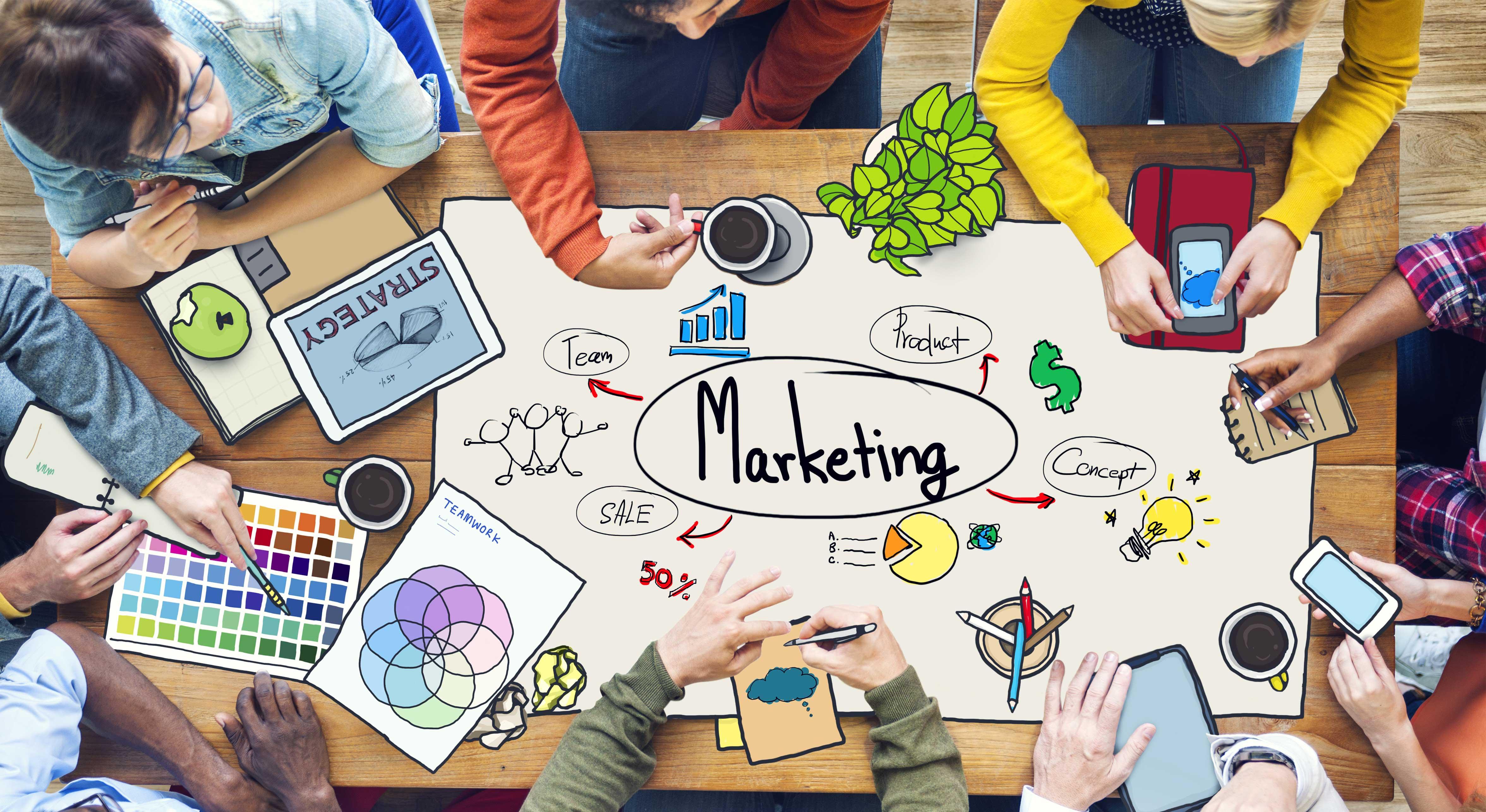 بازاریابی و مارکتینگ