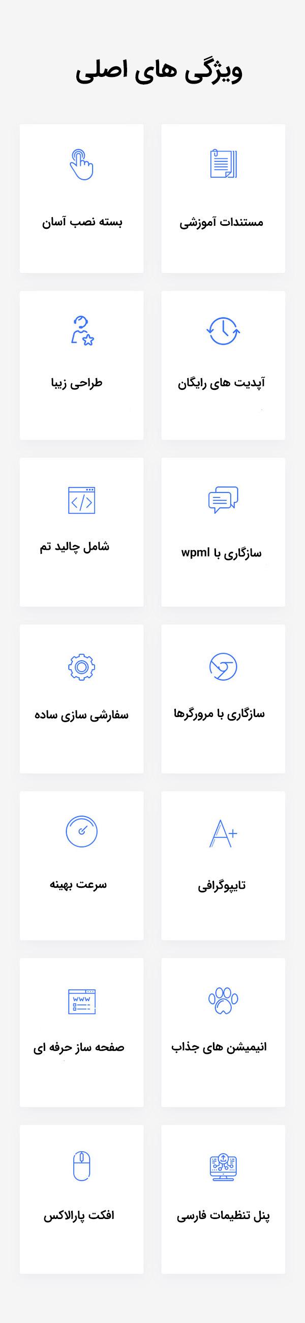 قالب وردپرس حرفه ای خلاقانه App Art