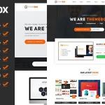 قالب وردپرس Theme Box – قالب فروش فایل ووکامرس تم باکس – قالب تم باکس