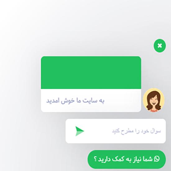 افزونه WordPress WhatsApp Support