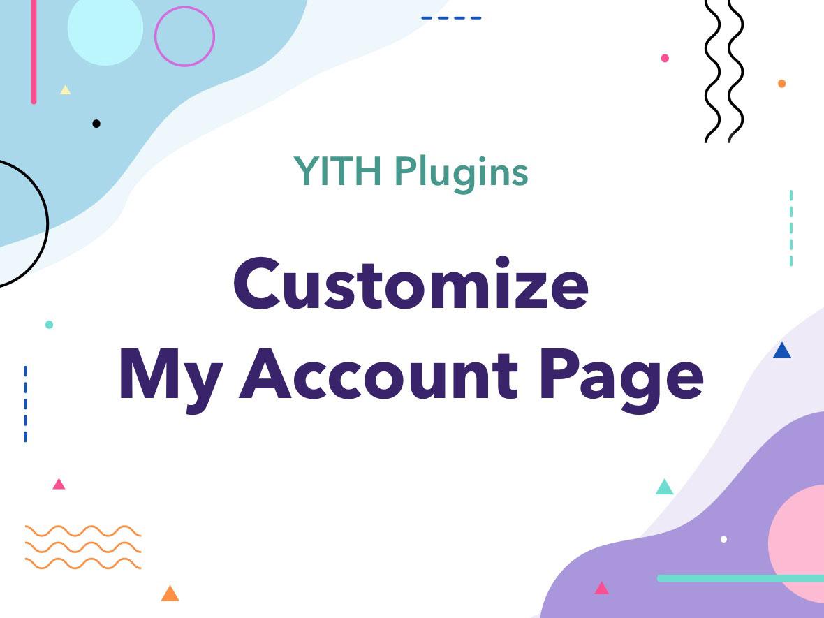 افزونهCustomize My Account Page