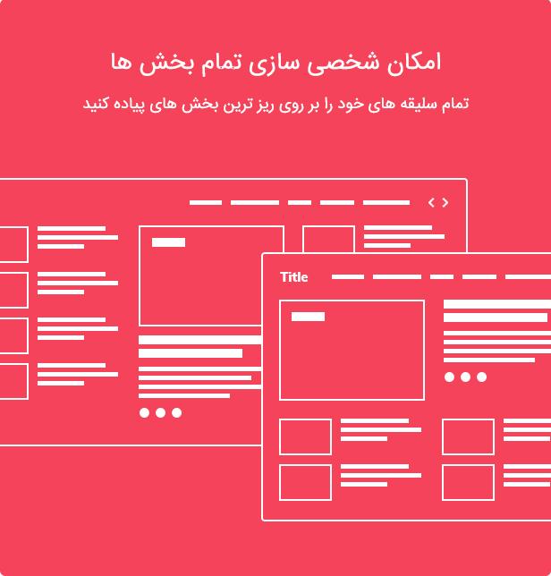 افزودنی ویژه المنتور برای طراحی صفحات وبلاگی