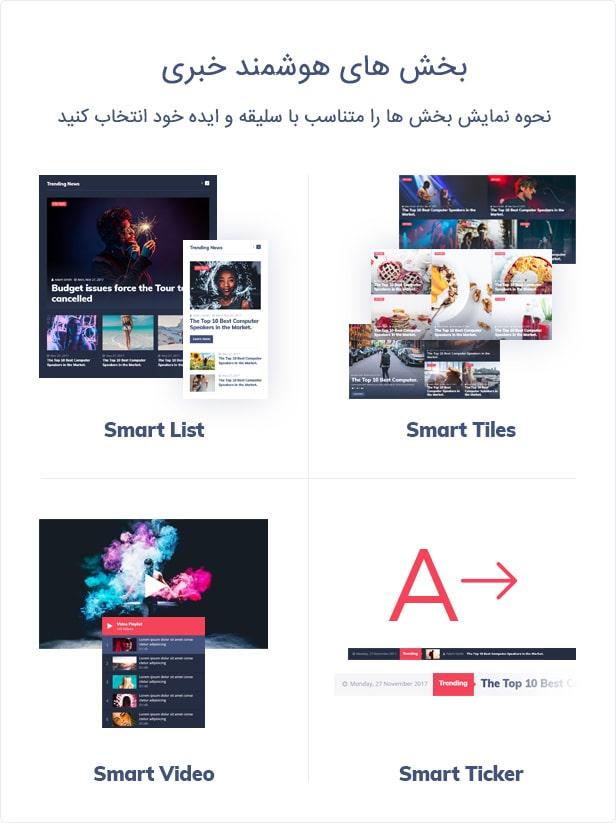 افزونه طراحی صفحات وبلاگ